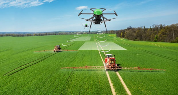 Precision Farming in Agriculture