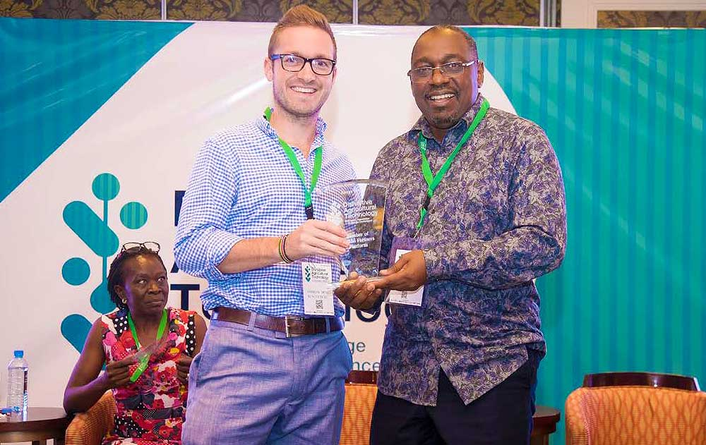 World Bank & Kenya's Ministry of Agriculture Launches Agritech Incubator Program
