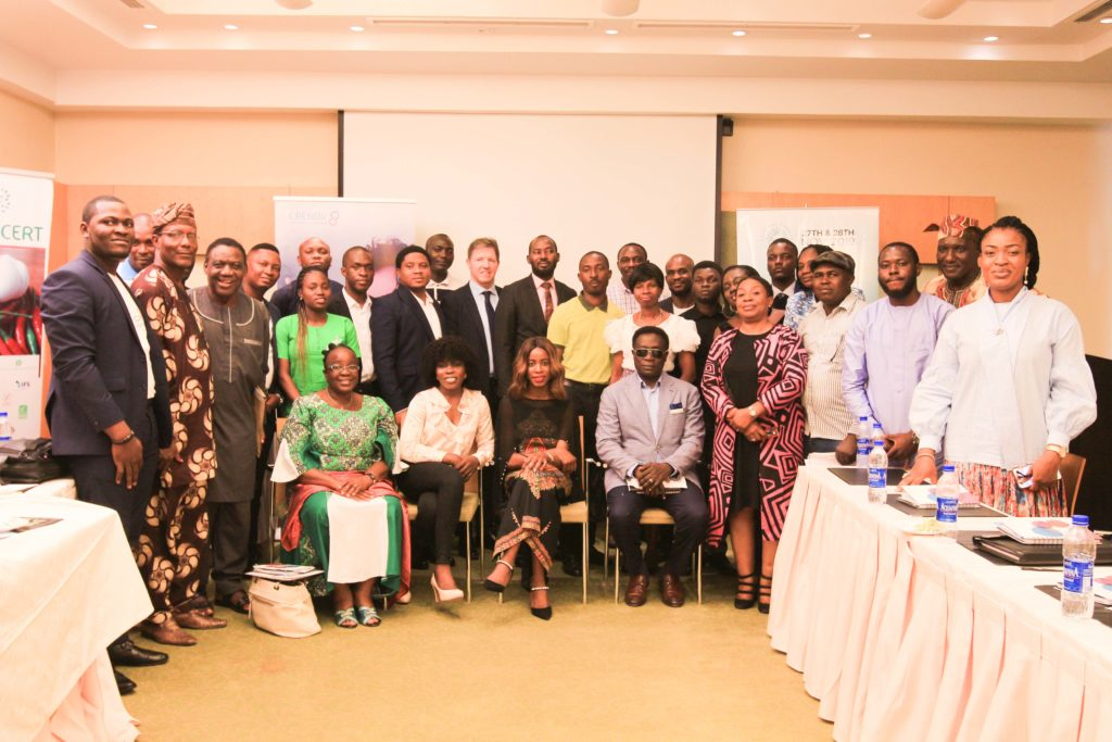 Crenov8 launches Meet the Farmers Conference 2019 in Lagos Nigeria
