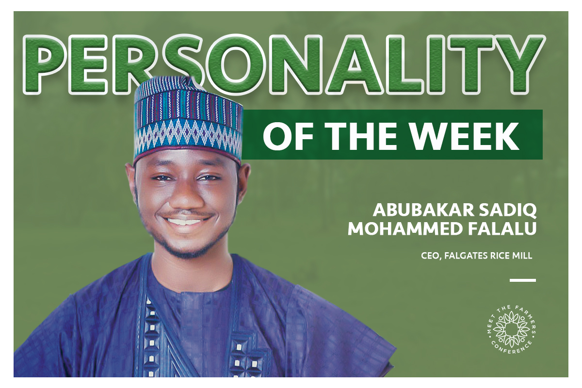 Personality of the Week: Abubakar Sadiq Mohammed Falalu
