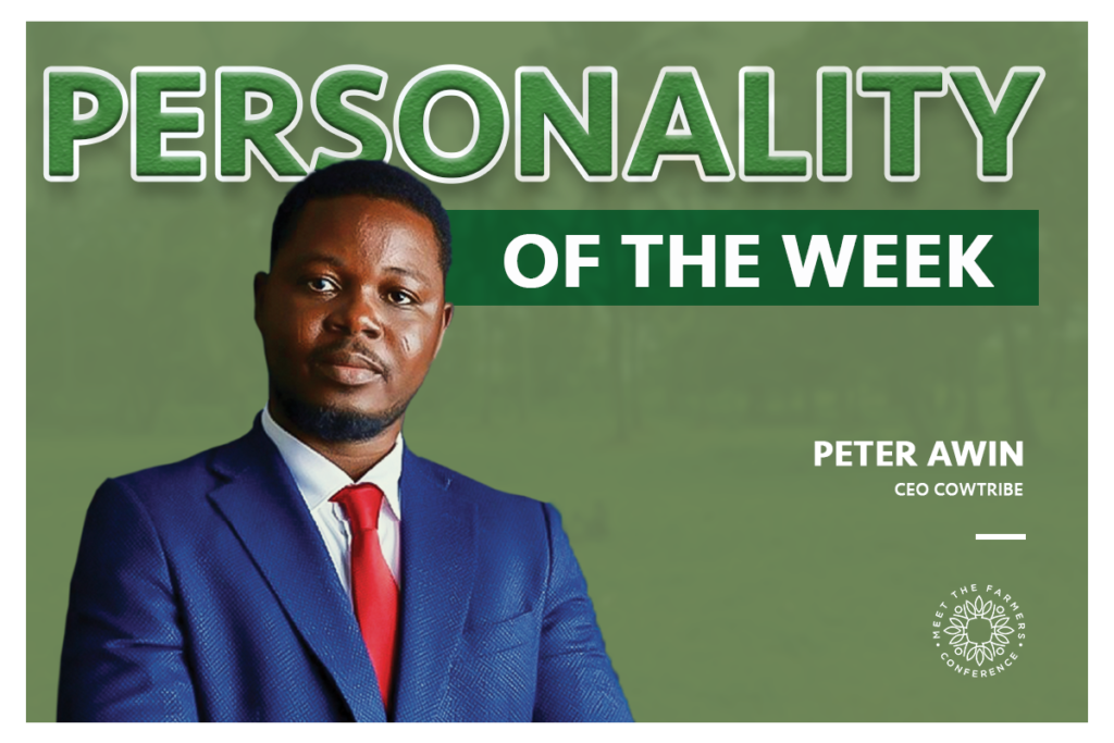 Personality of the Week – Peter Awin