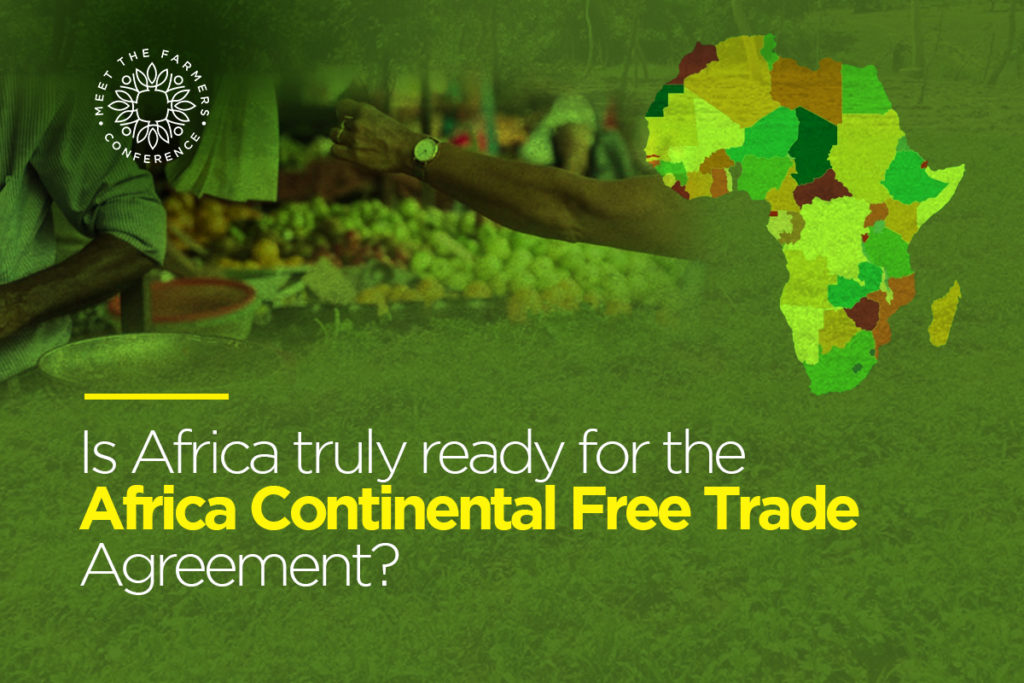Is Africa truly ready for the Africa Continental Free Trade Agreement? Part 1