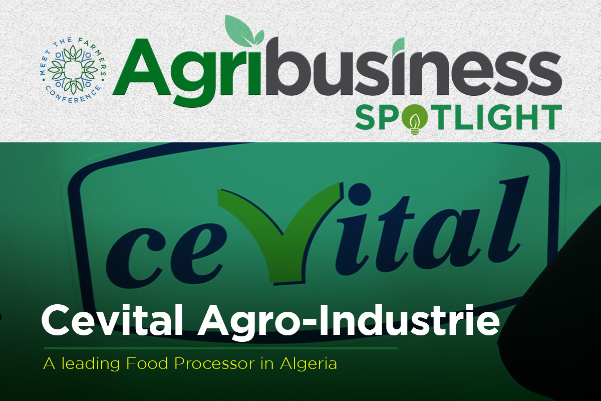 Agribusiness Spotlight: Cevital Agro Industrie