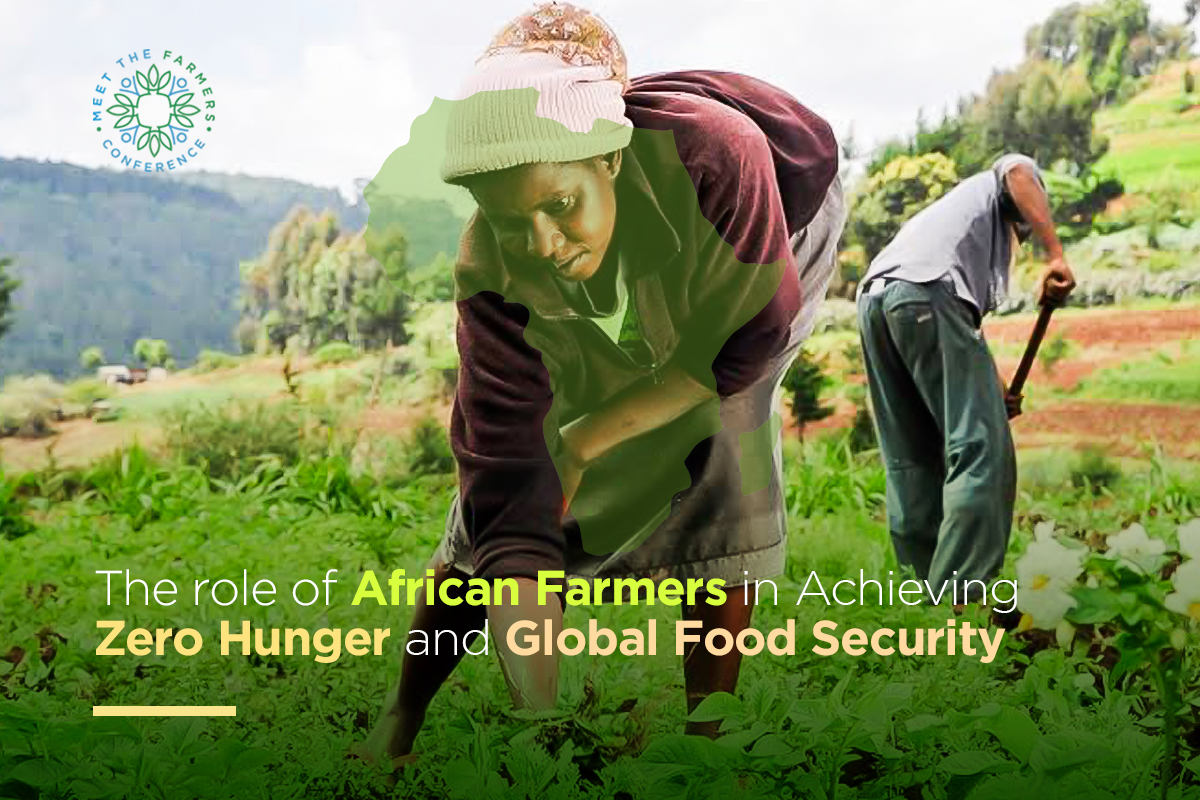 The role of African Farmers in Achieving Zero Hunger and Global Food Security