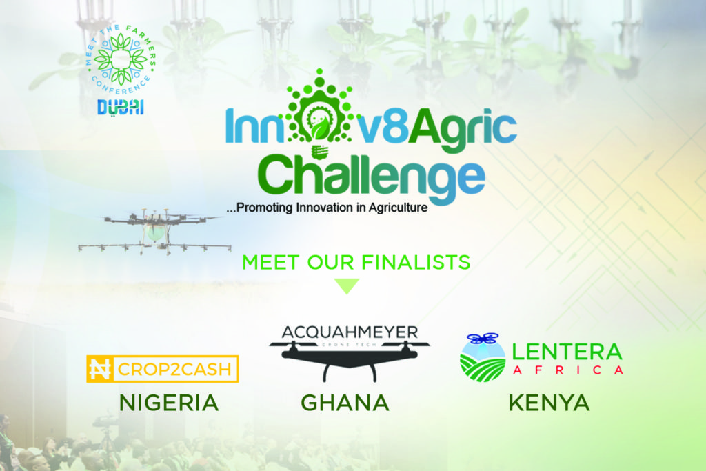 Crop2Cash, Lentera & Acquahmeyer Emerges Regional Finalists of Innov8Agric Challenge